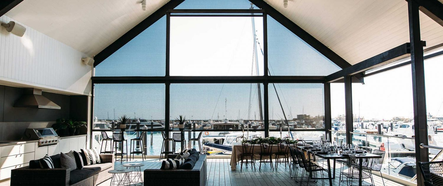 Blue HQ - Fremantle Fishing Boat Harbour